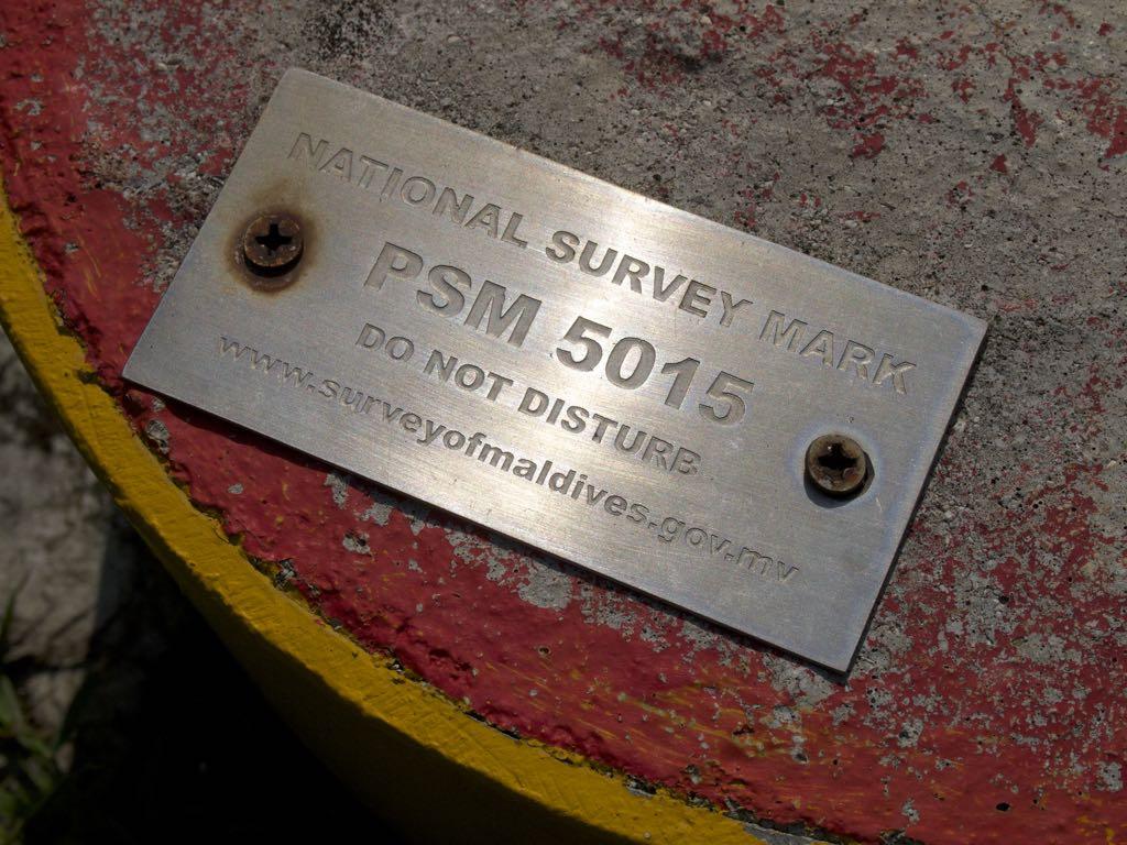 Land Survey Mark