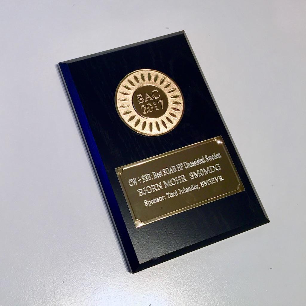 SAC Award