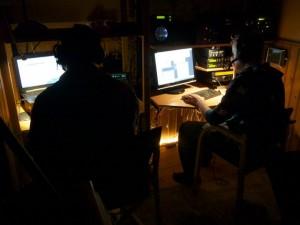 DD1MAT and TF3ZA operates SE0X in WPX SSB 2014